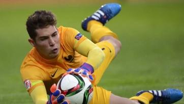 Зидан сделал сына третьим вратарём «Реала»