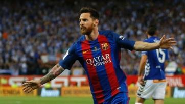 Зарплата Месси по новому контракту составит 62 миллиона евро в год