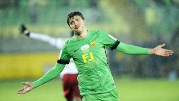 Будковский продолжит карьеру в Бельгии