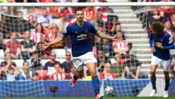 Источник: Златан Ибрагимович будет играть за «Манчестер Юнайтед»