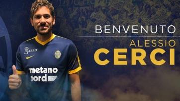 Официально: Алессио Черчи стал игроком «Вероны»
