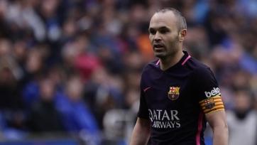 Андрес Иньеста: «Для «Барселоны» не существует второстепенных трофеев»