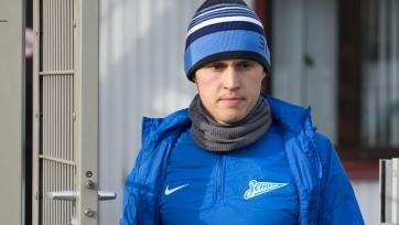 Официально: Александр Рязанцев перешел в «Амкар»