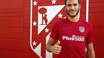 Официально: «Атлетико» отпустил вратаря в «Брагу»