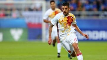 Дель Боске прокомментировал переход Себальоса в «Реал»