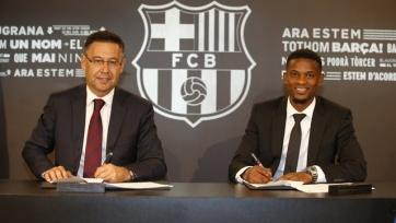 Официально: Нельсон Семеду перешел в «Барселону»