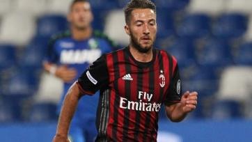 Официально: Бертолаччи перешёл из «Милана» в «Дженоа»