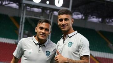 Жаба забил первый гол в истории «Ахмата»