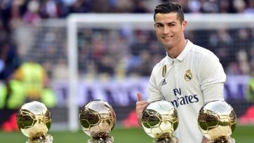 Marca: Роналду не сыграет в матче за Суперкубок УЕФА