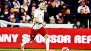 Завтра Рыбус станет игроком «Локомотива»