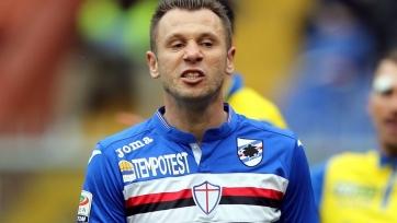 Антонио Кассано принял решение завершить карьеру