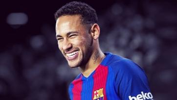 Неймар: Я счастлив находиться в «Барселоне»