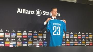 Щенсны прокомментировал свой переход в ряды «Ювентуса»