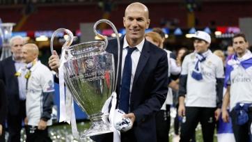 Зидан: «Грядущий сезон будет для «Реала» сложным»