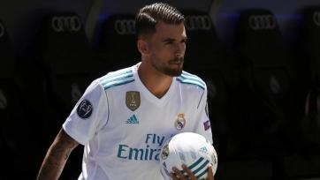 Себальос: «У меня вызов – играть в лучшей команде мира»