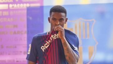 Беллетти: «У Семеду есть будущее в «Барселоне»