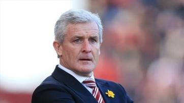 Хьюз поделился мнением о переходе Зума из «Челси» в «Сток»