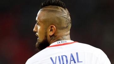 «Интер» снова намерен подписать Артуро Видаля