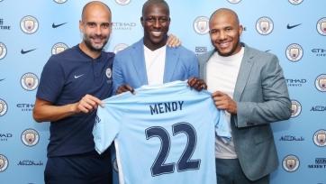 Менди: «Я всегда хотел попасть в «Манчестер Сити»