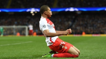 «Монако» опроверг договоренность с «Реалом» по Мбаппе