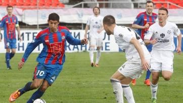 Официально: Лескано продолжит карьеру в «Анжи»