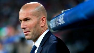 Зидан прокомментировал возможный трансфер Мбаппе в «Реал»