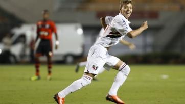 19-летний бразилец интересен «Реалу»