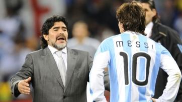FourFourTwo: Марадона – лучший игрок в истории, Роналду хуже Месси, Пеле и Кройфа