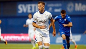 «Спартак» и «Локомотив» имеют виды на капитана хорватского «Осиека»