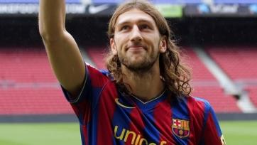 Чигринский назвал футболиста ЦСКА, который бы мог заиграть в «Барселоне»
