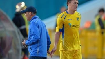 Александр Бухаров может вернуться в «Рубин»