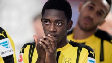 «Барселона» согласилась заплатить за Дембеле 140 миллионов евро