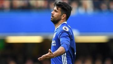 «Челси» обеспокоен тем, что Диего Коста чересчур растолстел для продажи