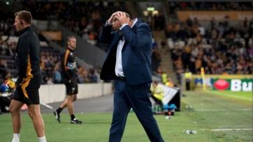 Cлуцкий отреагировал на очередное поражение «Халла»