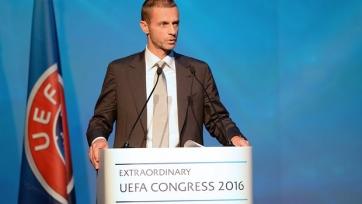 Президент УЕФА пообещал строгое наказание для нарушителей ФФП