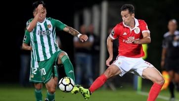 «Бенфика» впервые потеряла очки в чемпионате Португалии