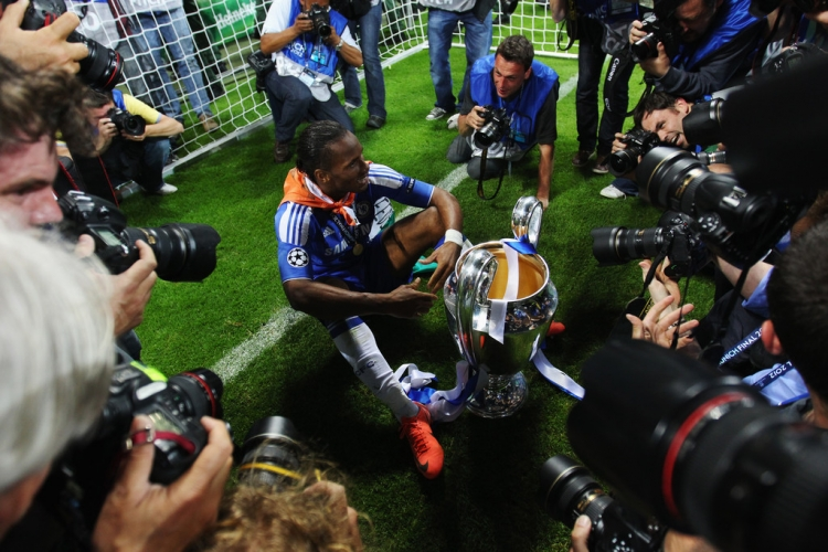 Команды, которые нас поразили. «Челси» 2011/2012