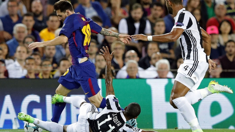 Клуб «Кому за 30». Почему «Ювентус» проиграл «Барселоне»