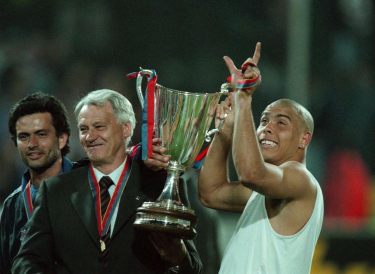 Команды, которые нас поразили. «Барселона» Бобби Робсона 1996/97