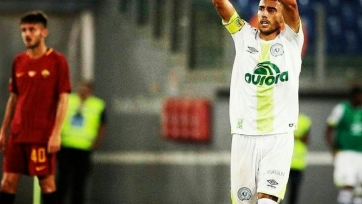 Рушел, выживший в авиакатастрофе, забил гол «Роме»