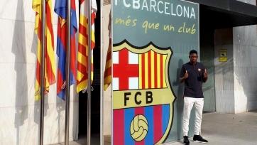 Дембеле назвал двух футболистов «Барселоны», которые вдохновляли его в детстве