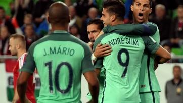 Португалия выиграла у Венгрии, Швейцария крупно переиграла латышей