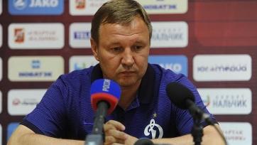 Калитвинцев: «Эта ничья с «Зенитом» приближена к победе»