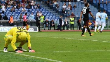 Обновленный «Милан» на выезде потерпел крупное поражение от «Лацио»