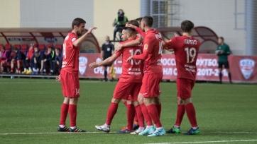 «Енисей» уничтожил «Луч», «Оренбург» забил пять мячей «Химкам»