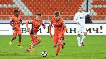 «Урал» сыграл вничью седьмой раз в девяти матчах РФПЛ