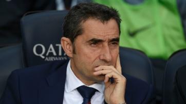 Вальверде: «Сейчас «Барселона» переживает хороший период»