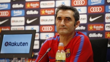 Вальверде назвал «Барселону» и «Ювентус» самыми мощными командами в Европе