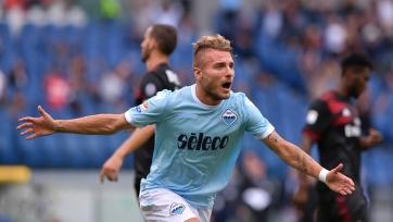 Иммобиле прокомментировал хет-трик в ворота «Милана»