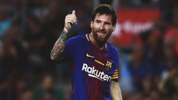 Стал известен рейтинг Лионеля Месси в FIFA 18